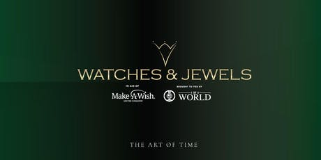 Watches & Jewels 2019 - London. tickets