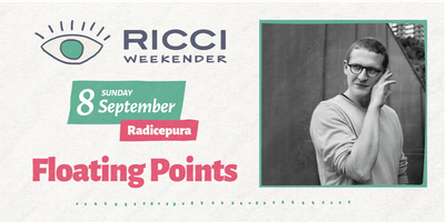 RICCI WEEKENDER /// FLOATING POINTS
