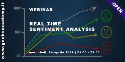 WEBINAR - REAL TIME SENTIMENT ANALYSIS