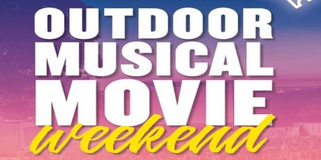 Bolton Arena's Outdoor Musical Movies Weekend - Mary Poppins Returns tickets