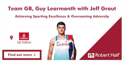 Team GB, Guy Learmonth with Jeff Grout