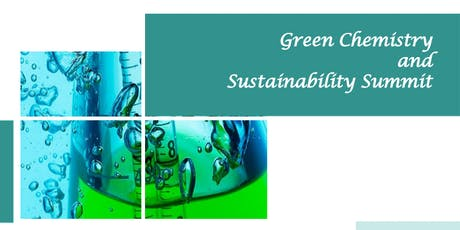 Green Chemistry and Sustainability Summit (PGR) tickets