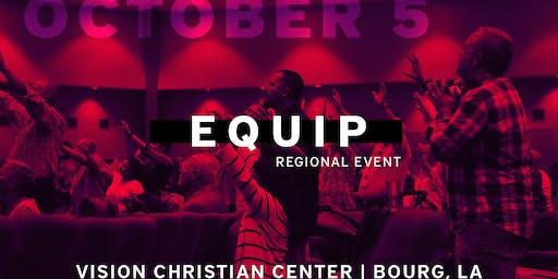 EQUIP Regional Event | Bourg, LA