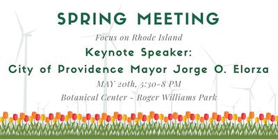 Spring Meeting: Focus on Rhode Island