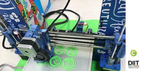 Introducción a la Impresión 3D Sustentable - 30 - Jul entradas