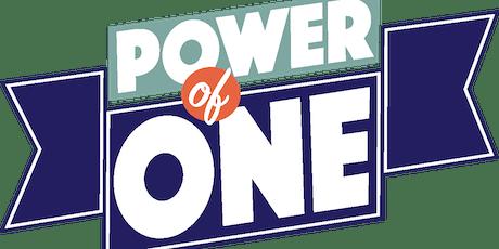 2019 Power of One Wellness Run/Walk/Ruck tickets