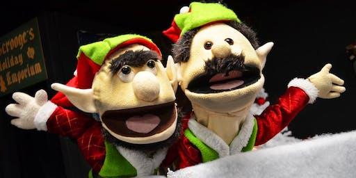 Christmas Ventriloquist Show
