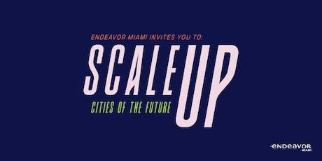 Endeavor Miami's ScaleUp Summit tickets