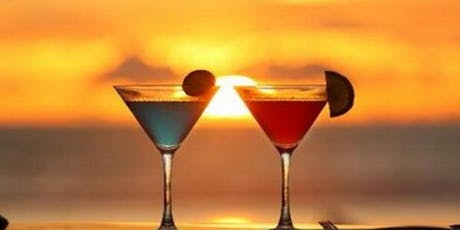 Cocktails at Sunset tickets