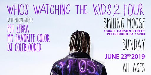 "Mir Fontane ""Who's Watching The Kids 2 Tour"" - Pittsburgh"