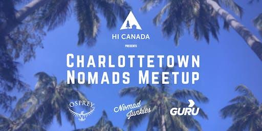 Charlottetown Nomads Meetup