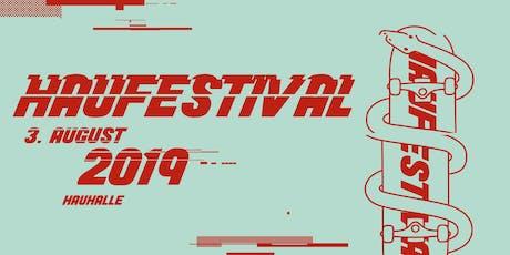 Haufestival 2019 Tickets