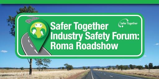 Safer Together Qld - Industry Safety Forum Event