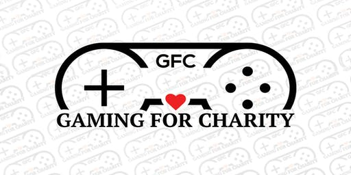 GamingForCharity fundraising event for St Margaret's