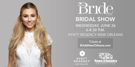 New Orleans Bride June 2019 Bridal Show tickets