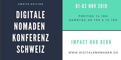 Digitale Nomaden Konferenz Schweiz 2019