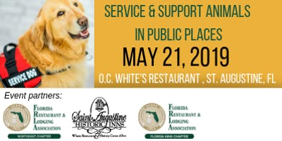 Service & Support Animals in Public Places