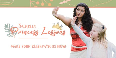 Princess Lessons, June 2019 tickets
