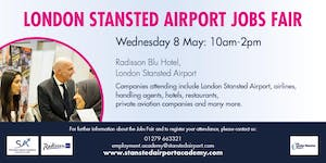 London Stansted Airport Jobs Fair