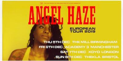Angel Haze (The Mill, Birmingham)