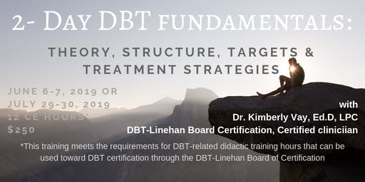 2-Day DBT Fundamentals Workshop