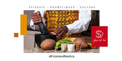 Inauguration : African Soul Food