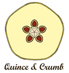 Quince and Crumb logo