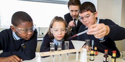 Teach First STEM 121 Calls - Scotland and Ireland