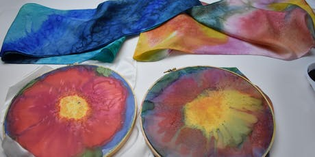 Painting on a Silk Scarf tickets