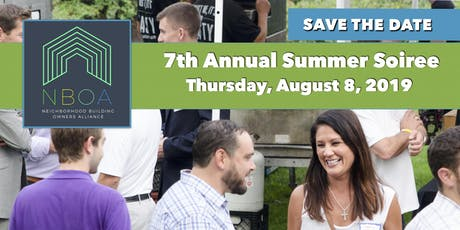 NBOA 7th Annual Summer Soiree tickets