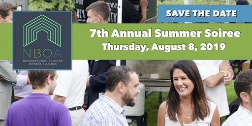 NBOA 7th Annual Summer Soiree