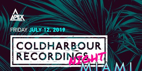 COLDHARBOUR NIGHT @ TREEHOUSE MIAMI tickets