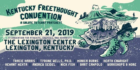 Kentucky Freethought Convention 2019 tickets