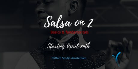 Wednesdays - Salsa on 2 Basics & Fundamentals tickets