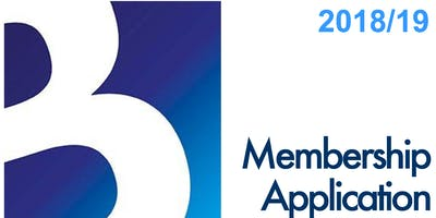 Apply for Chamber Membership 2019/20