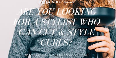 Curly Cut & Styling Workshop