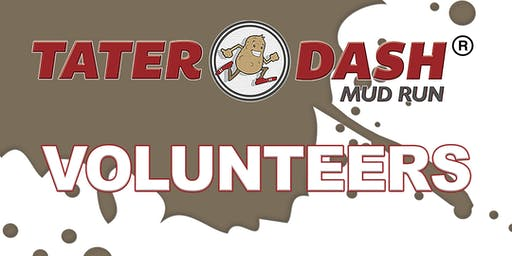 Tater Dash Mud Run Volunteers - 2019