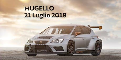 TCR Italy Touring Car Championship – Mugello, 21 luglio 2019 biglietti