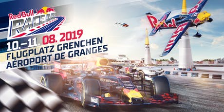 Red Bull Race Day  Tickets
