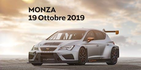 TCR Italy Touring Car Championship – Monza, 19 ottobre 2019 biglietti