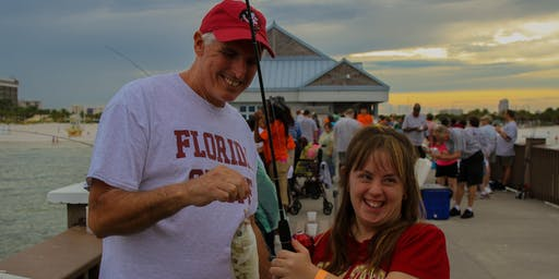 2019 Make A Difference Fishing Tournament for Adults with Disabilities- Pier 60