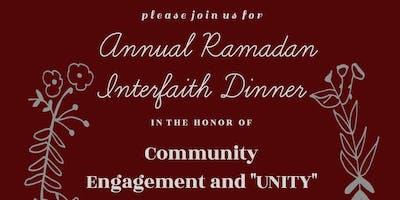 Annual Ramadan Interfaith Community Social