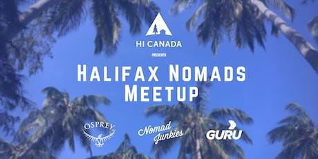 Halifax Nomads Meetup tickets