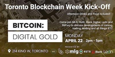 Toronto Blockchain Week Afternoon Kick-Off @ MLG Blockchain
