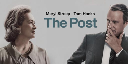 Adult Afternoon Movie: The Post (2018)