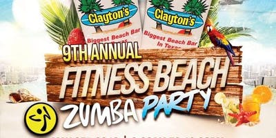 9th Annual Fitness Beach Party