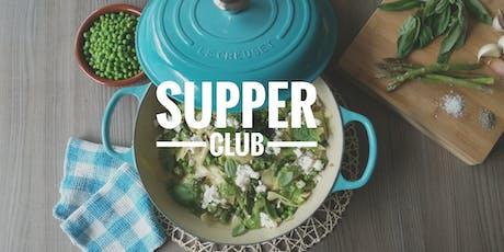 A Summer Supper Club tickets