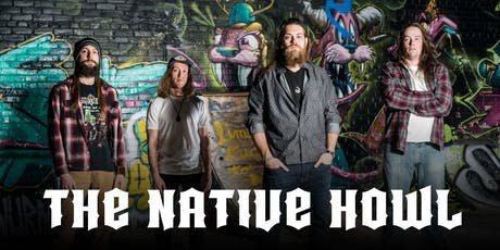 The Native Howl @ Hawks & Reed tickets