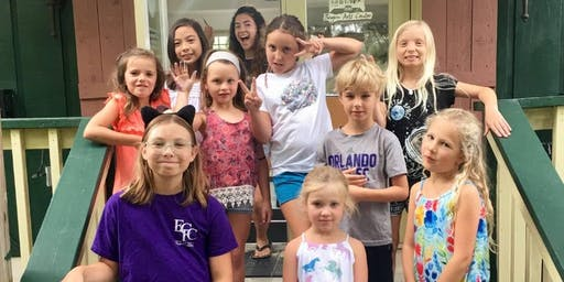 Session 2 Creative Kids Camp - Ages 7 to 9