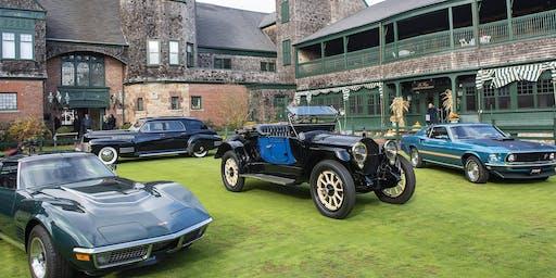 2019 Audrain's Newport Concours & Motor Week